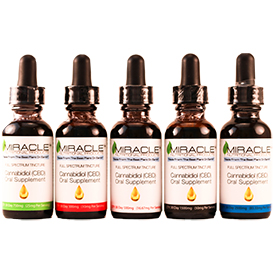300mg 2500mg Combo CBD tincture oil Miracle nutritional Products nobg 275x275