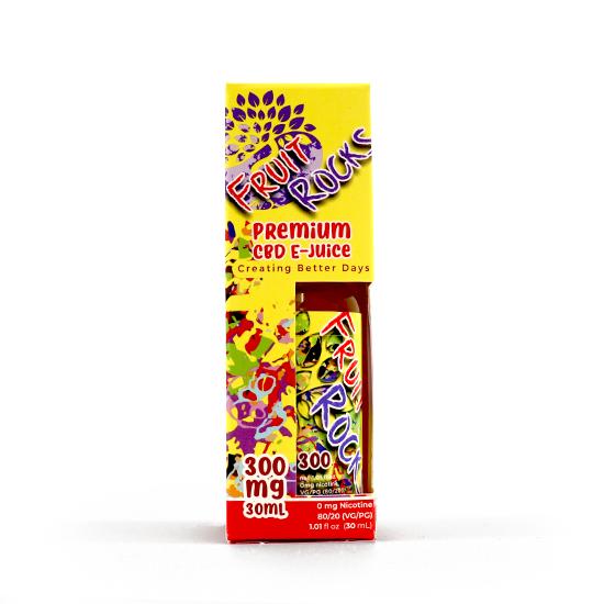 EJUIC 300 fruit box