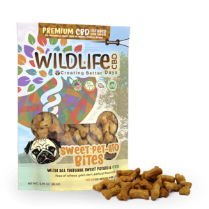 WILDLIFE dog treats sweet petato 1